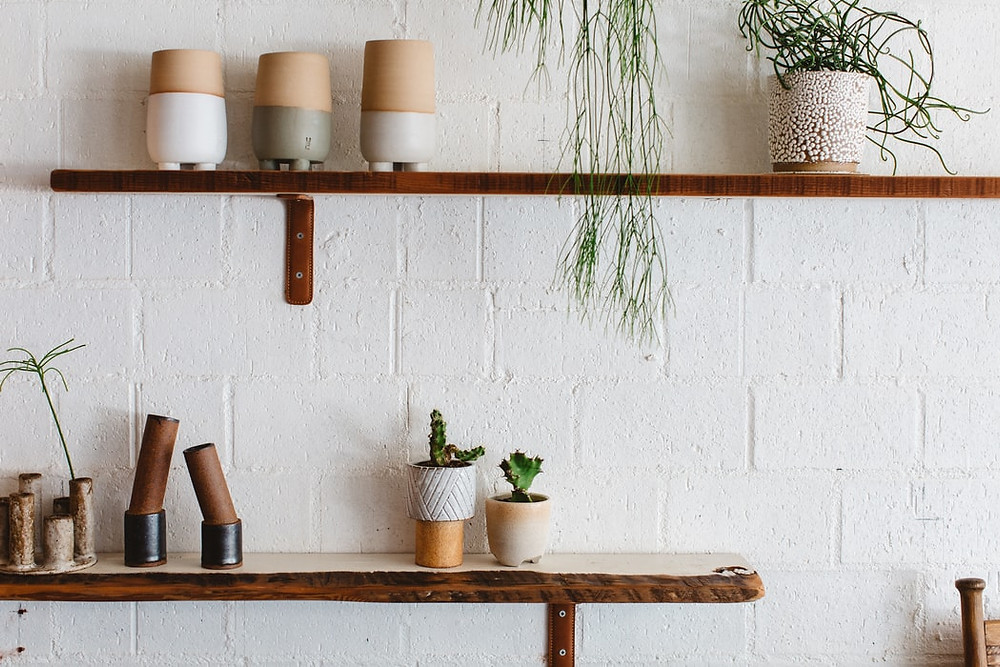 ten best minimalist wall shelves