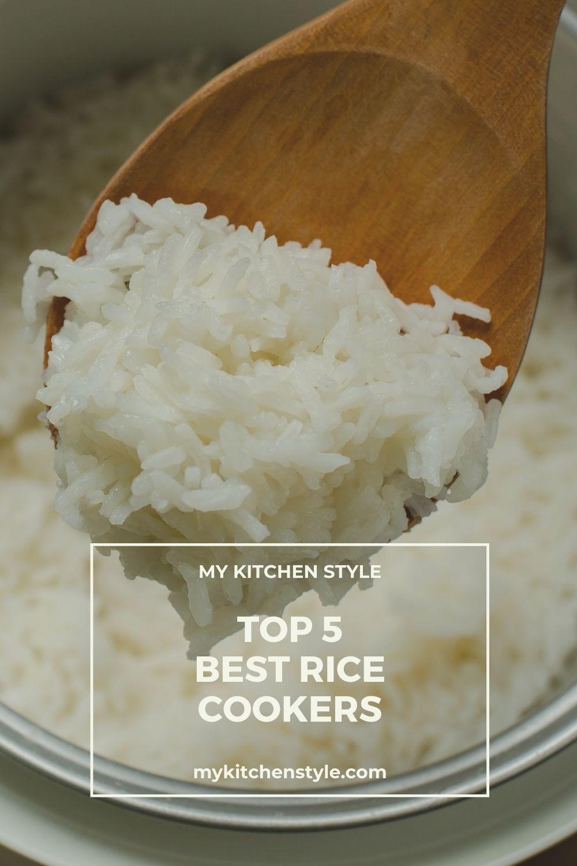 top 5 best rice cookers