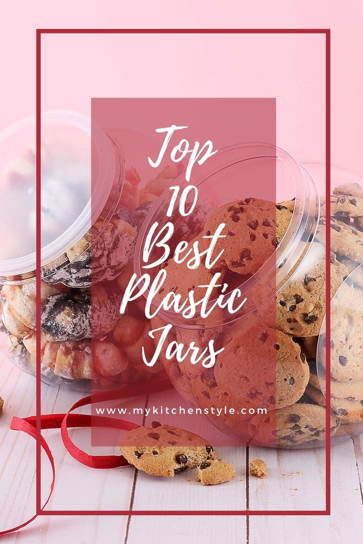 top 10 best plastic jars