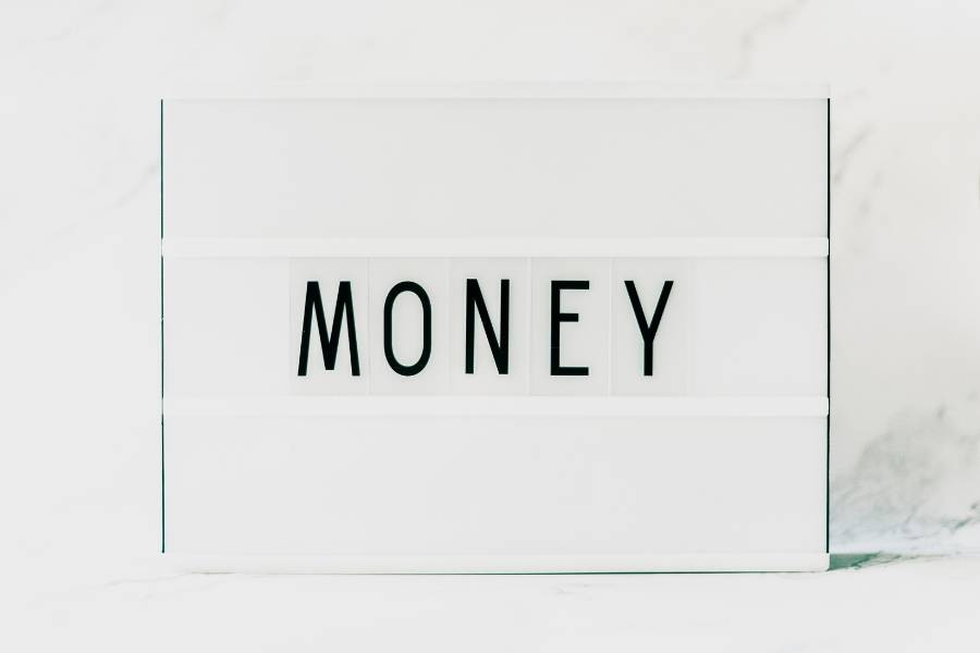 minimalist money