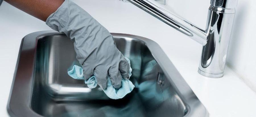 Este truco de limpieza dejará tu lavadero brillando de limpio