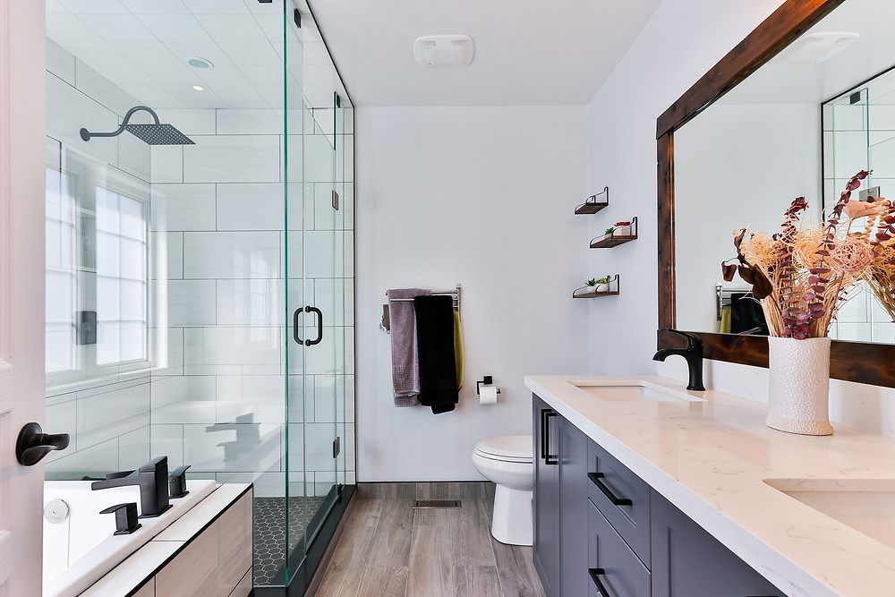 tips to organize the bathroom