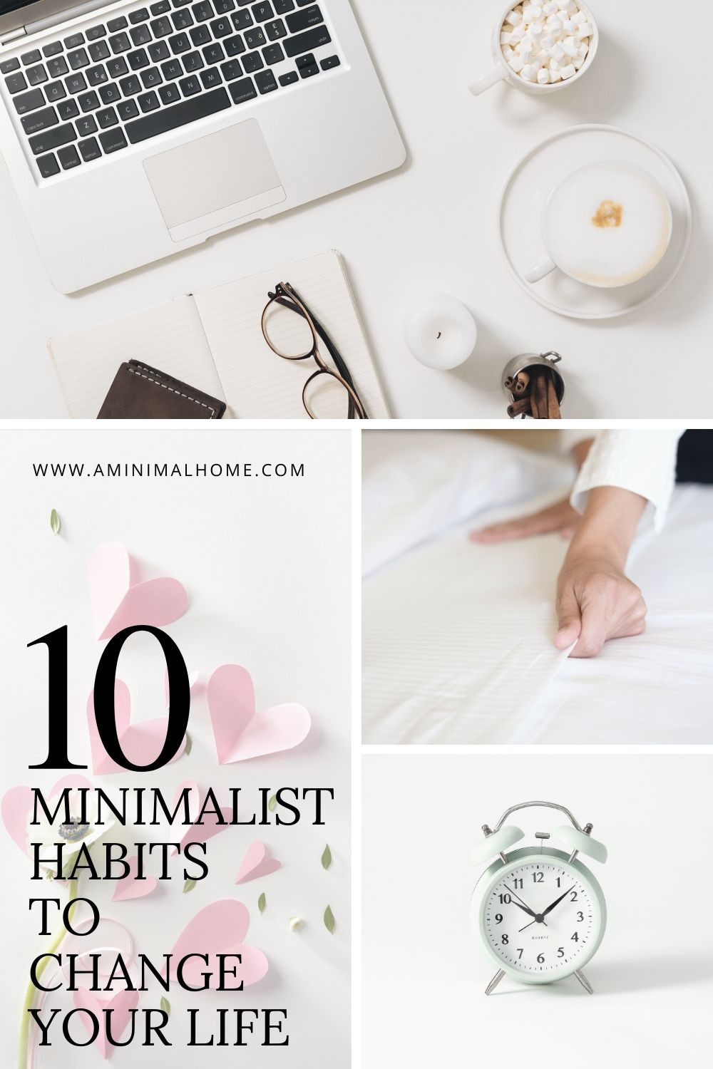 10 minimalist habits to change your life