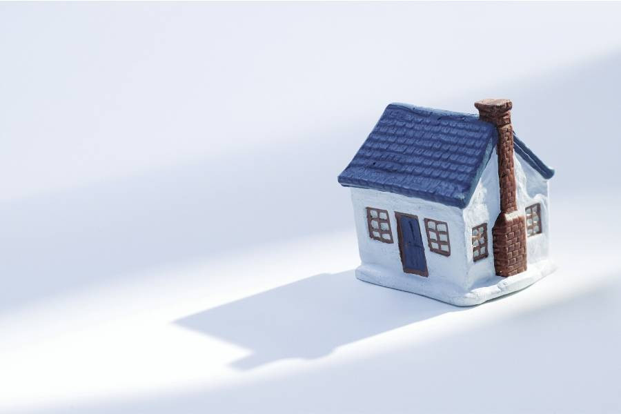 stop wanting a bigger house