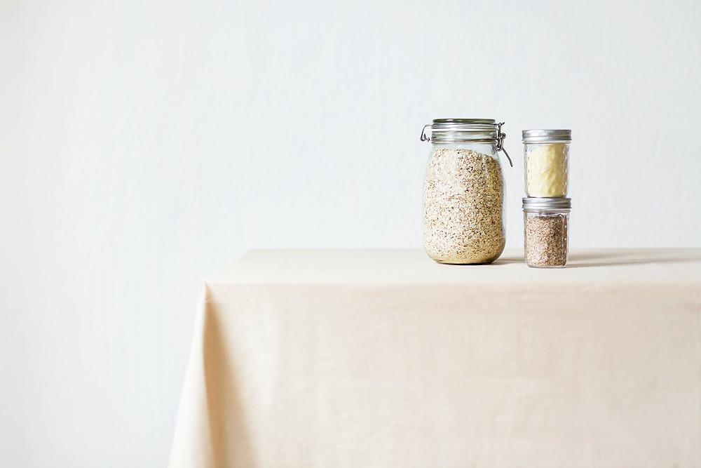 zero waste swaps for the kitchen
