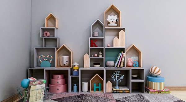 6 cosas que puedes desechar del cuarto de tus hijos
