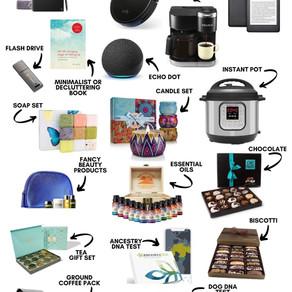 24 Minimalist Christmas gift ideas