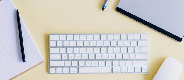 ¿Cómo limpiar y desinfectar el teclado del ordenador?