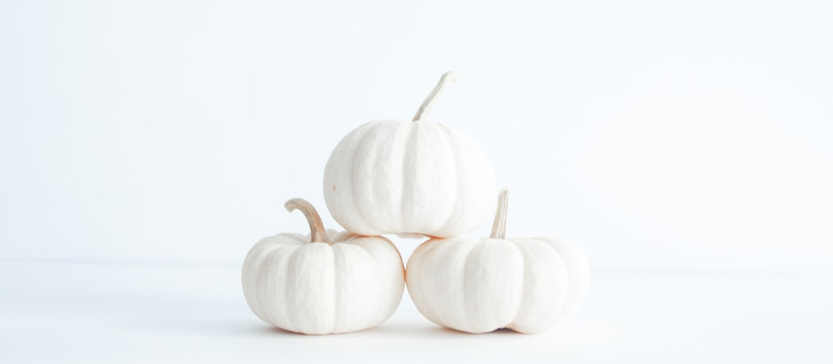 Minimalist Fall Decor Ideas