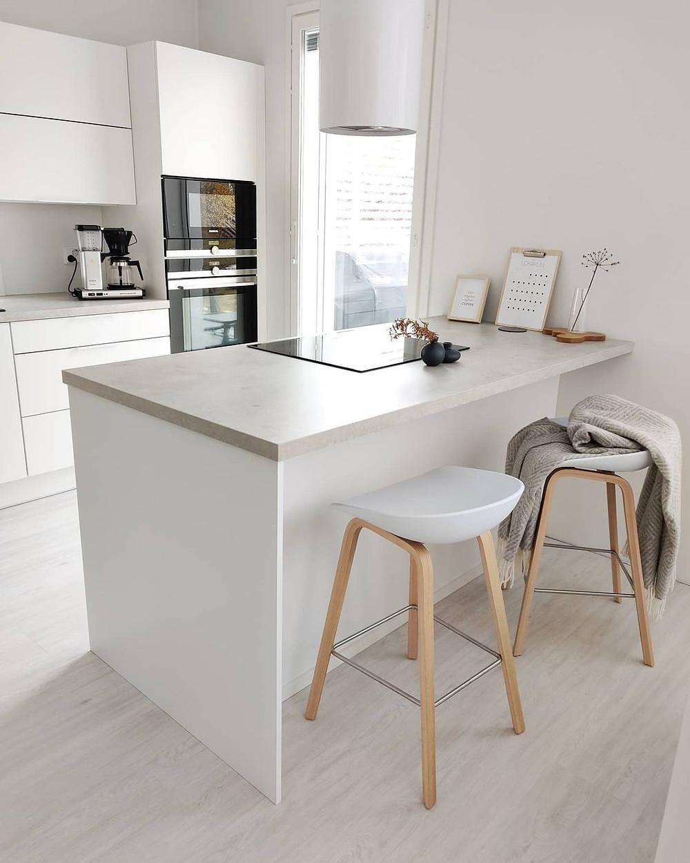 minimalist kitchen design for small apartment