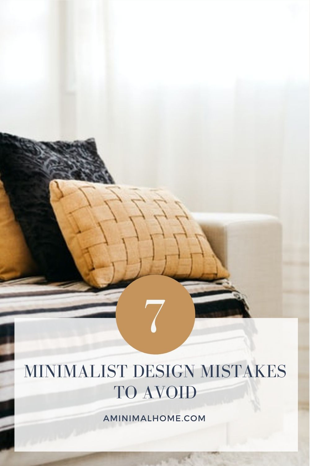 7 minimalist design mistakes to avoid