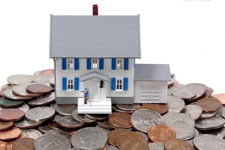 minimal frugal home saving money