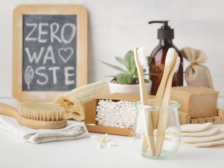 5 Simple steps to live with less waste