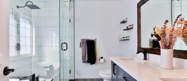 Los mejores y peores colores para baños