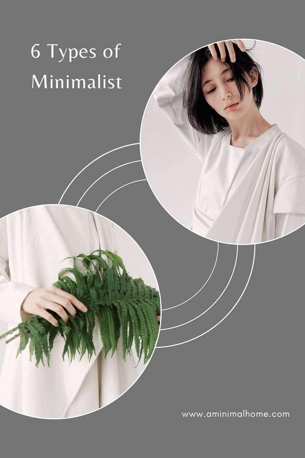 6 types of minimalists lifestyle blog
