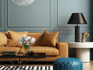 ¿Cómo arreglar una sala donde los muebles no hacen juego?
