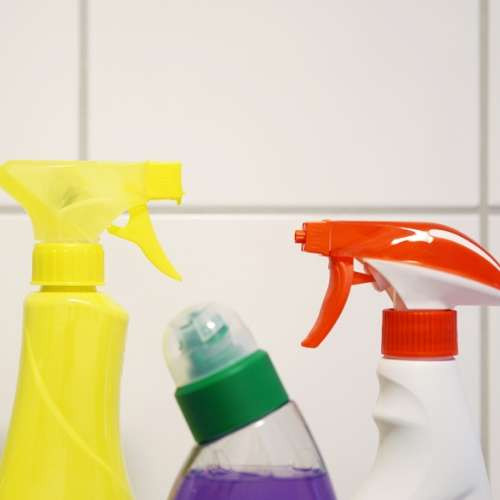 cleaning products for kitchen tiles