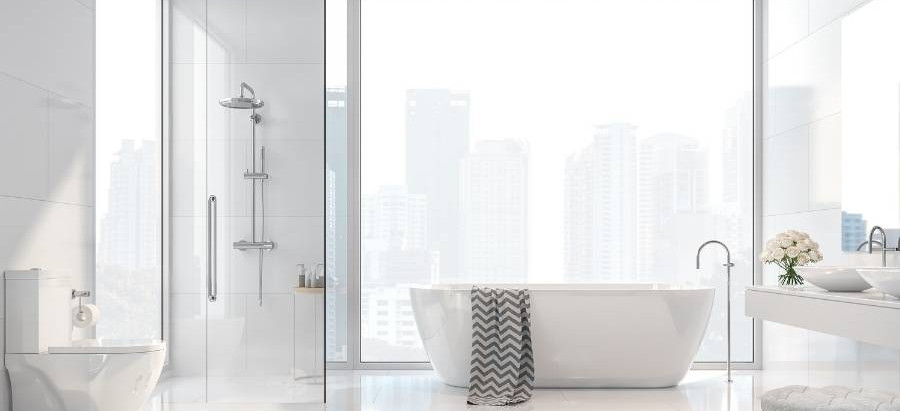 7 tips for a minimalist bathroom