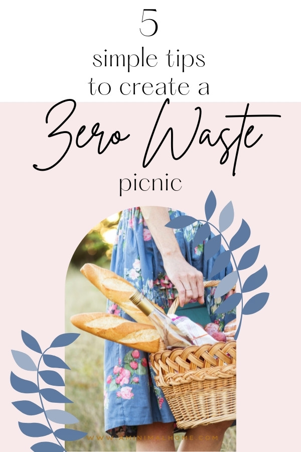 5 simple tips to create a zero waste picnic