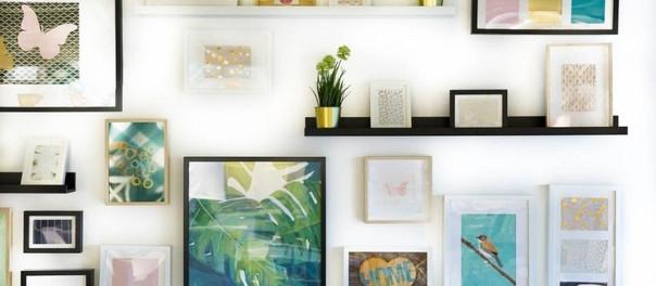 Geniales tips de decoración según profesores de arte