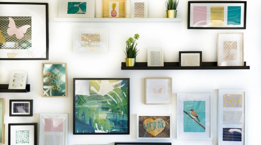 consejos de decoración de profesores de arte