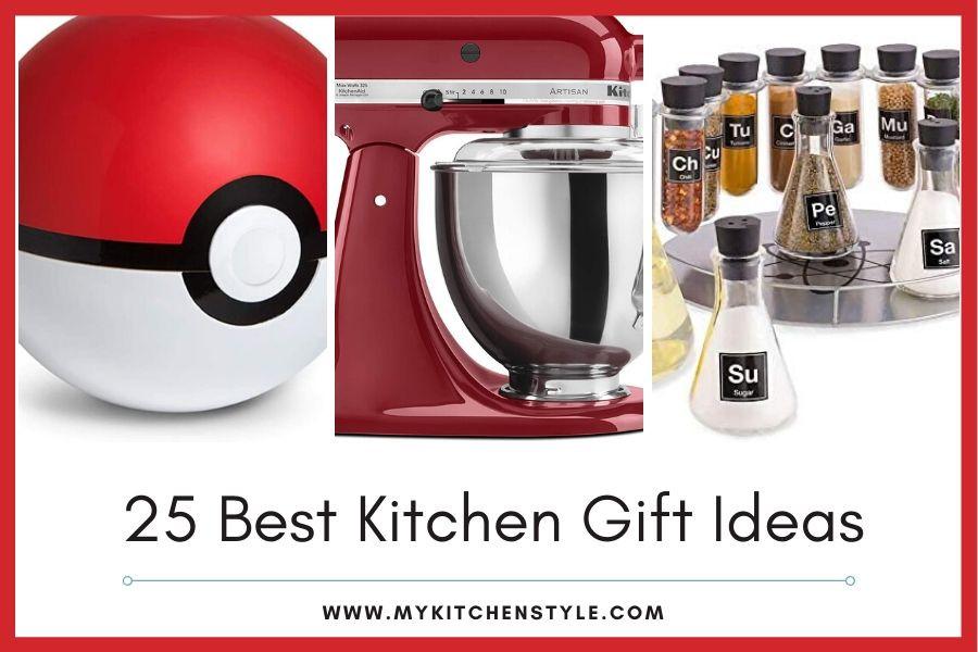 25 best kitchen gift ideas
