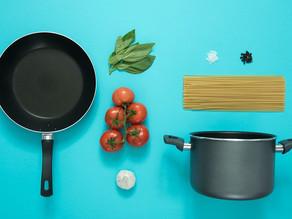 How to clean non-stick pots & pans