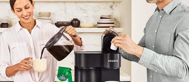 ¿Cómo limpiar una cafetera Keurig?