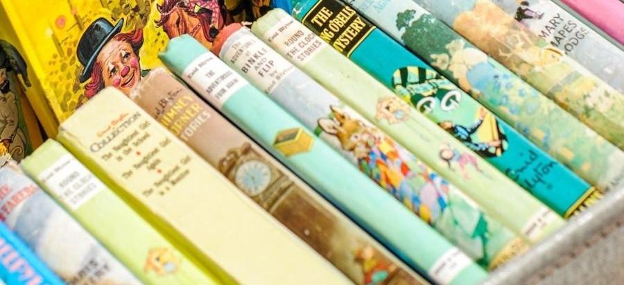 ¿Cómo desocupar los libros de los niños?
