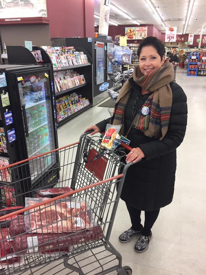 Sheila Dvorak our Administrative Clerk