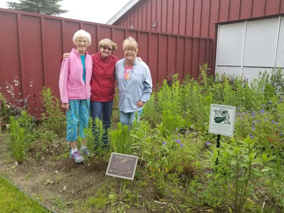 Township Butterfly Garden