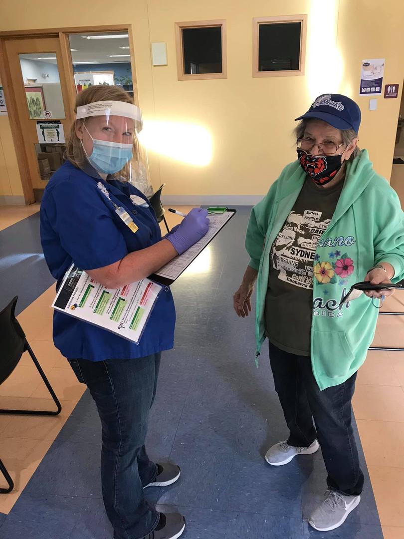 Annual Flu Shots for Seniors