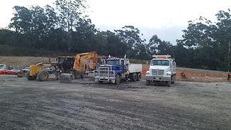 Commercial earthworks australia