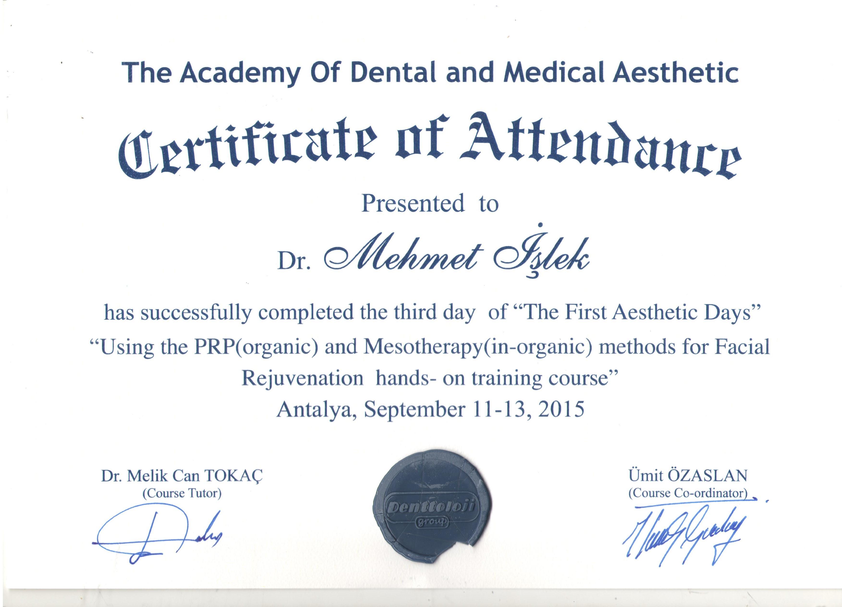 sertifika 10