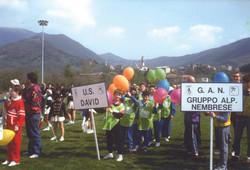 Inaugurazione Saletti 1990