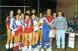Volleyfesta 8 dic. 1995