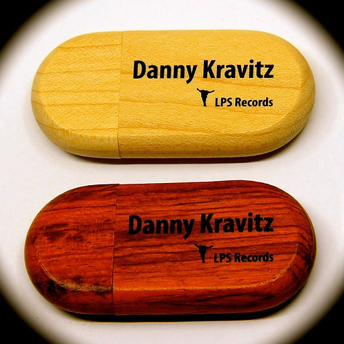 Flash Drive with Danny's Music