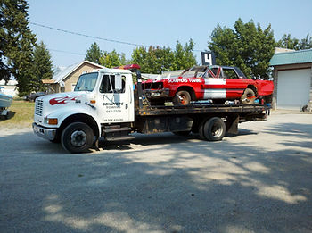 Schaffers Towing Rollback Service
