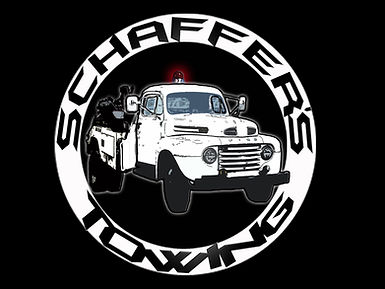Schaffer's Towing Logo