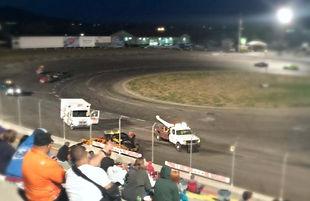 Schaffer's Towing State Line Speedway