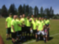Schaffer's Towing Post Falls Park and Rec Adult Flag football League