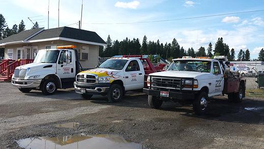 Schaffer's Towing Trucks about us