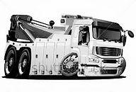 Schaffers Towing Heavy Duty Wrecker