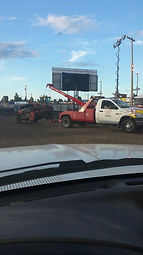 Schaffers Towing Kootenai County Demolition Derby
