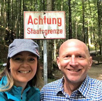 Grenze Tirol Bayern