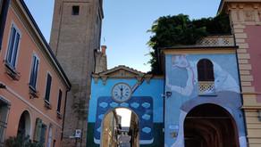 Dozza, un museo a cielo aperto