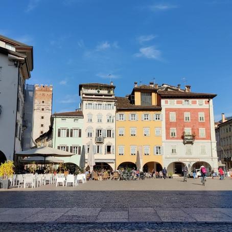 Trento: tra arte e modernità