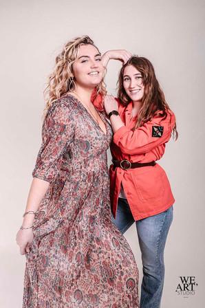 photographe blois 41 shooting we art studio loir et cher duo couple