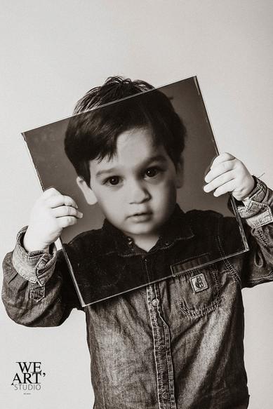 photographe blois 41 séance photo enfant portrait we art studio