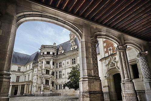 Blois château
